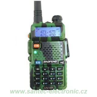Baofeng UV-5R Military + HF sada