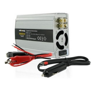 Whitenergy 12V/230V 350 W, USB